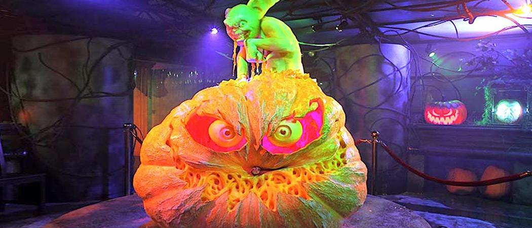 Trick or Treat Kick Off Karnival