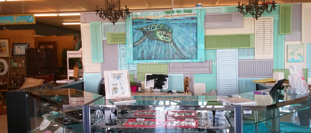 Turtle Girls Market