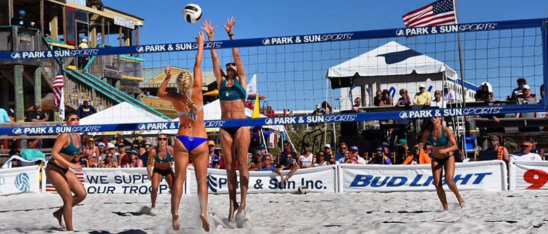 Emerald Coast Volleyball Week