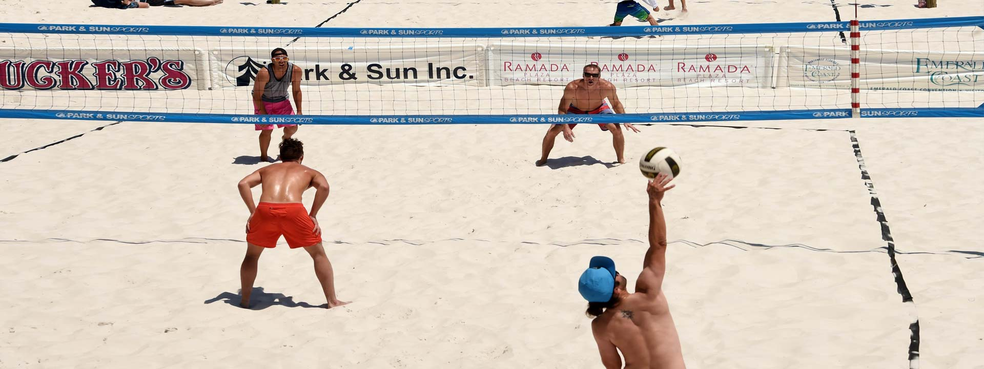 Emerald Coast Volleyball Week 2019 Condo World Blog
