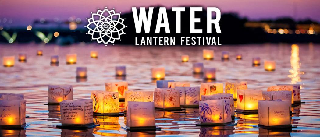 Water Lantern Festival Myrtle Beach