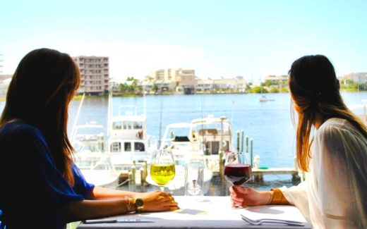 Waterfront Bars in Destin