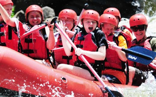 The Absolute Best Whitewater Rafting Adventures in Gatlinburg