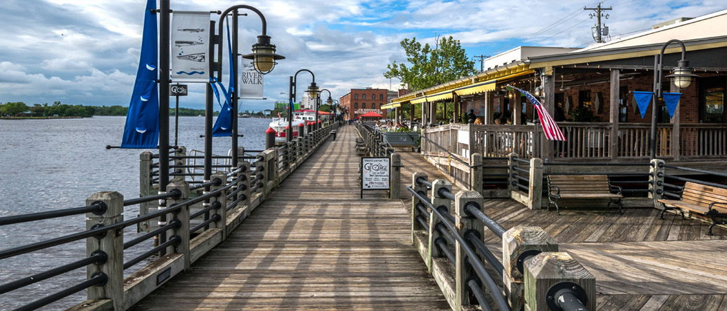 The Wilmington Riverwalk