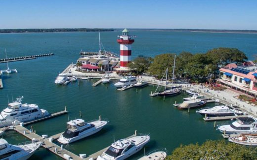 A Winter Vacation in Hilton Head