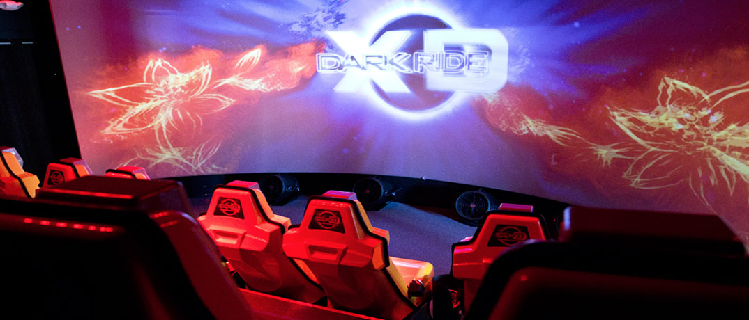 DarkRide at Pier Park