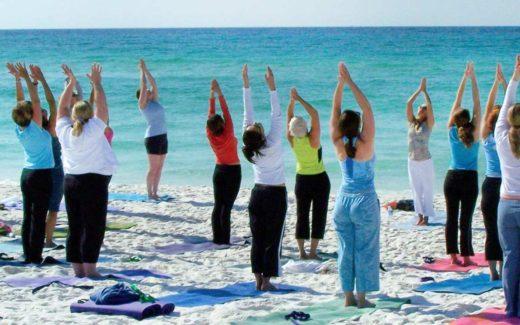 Surf, Sand, and Yoga Destin, Florida
